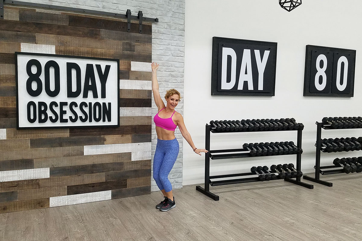 Becky Brossett 80 Day Obsession Set