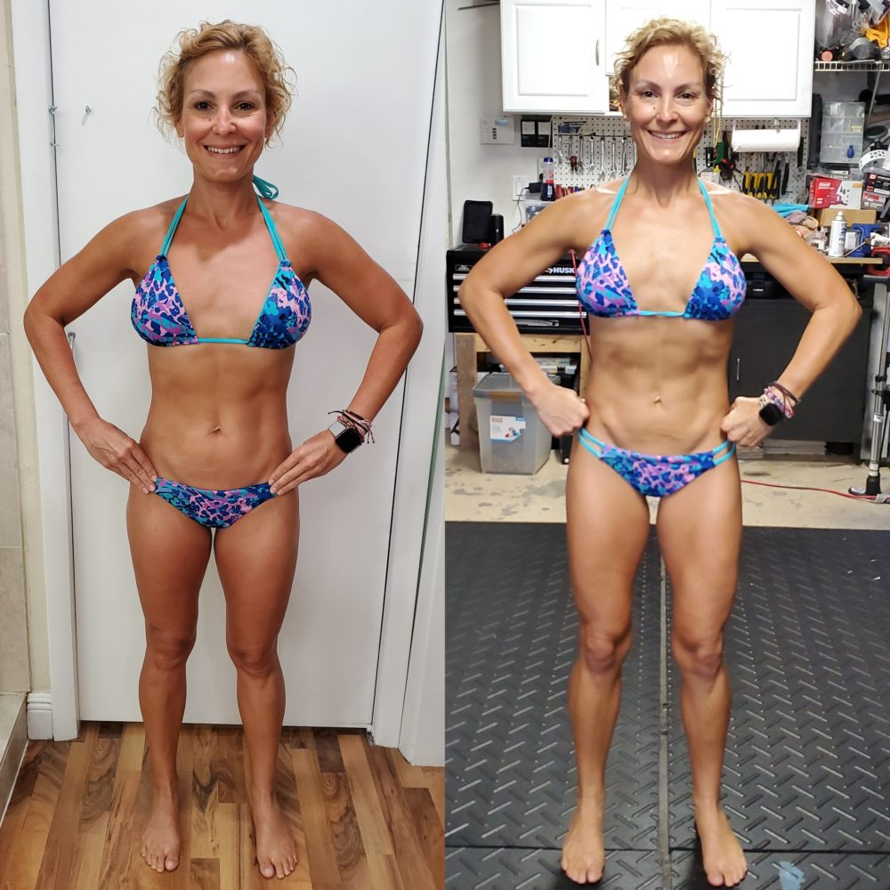 9 Week Control Freak Results 8 Weeks