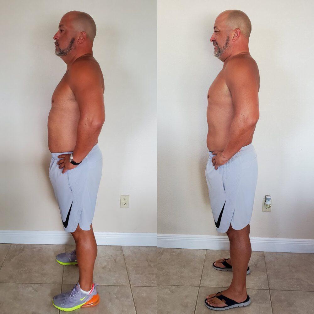 9 Week Control Freak Workout Results for Men